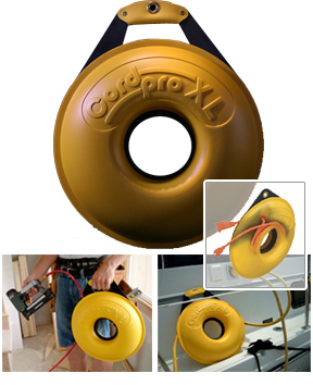 how to use arlec extension cord storage reel