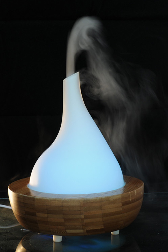 Ultrasonic Glass Drop Aroma Diffuser