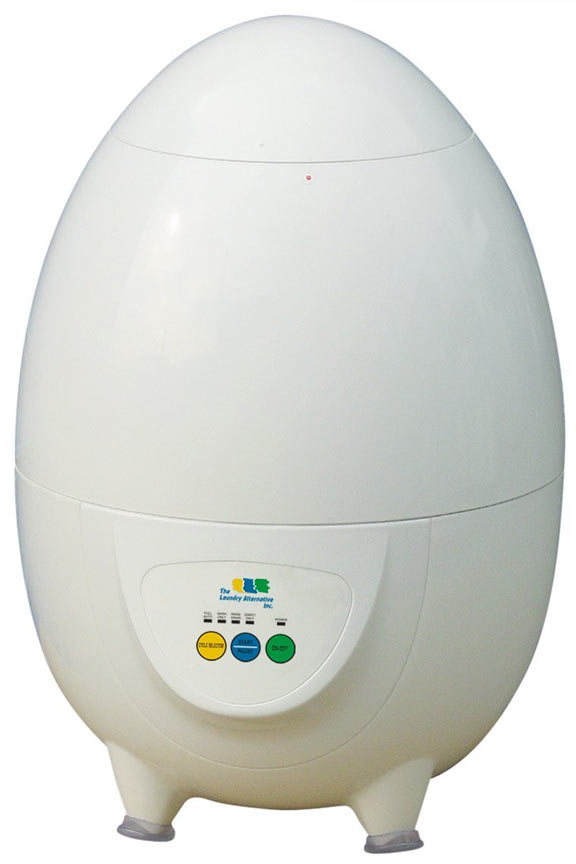 Eco Egg Mini Washing Machine A Compact And Portable Way