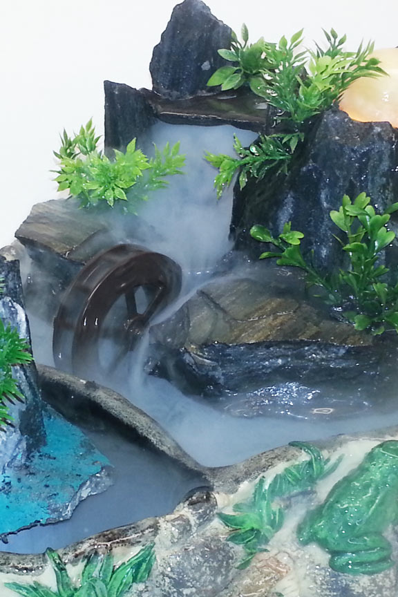 Tranquil Pond Feng Shui Fountain