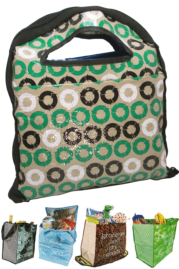 Reusable Shopping Bag System - My Eco