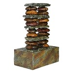 TT8002 - Stacked Rocks Indoor Fountain