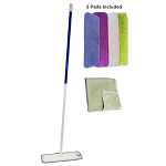 Household Deluxe Microfiber Mop Set