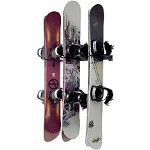 Snowboard Storage Rack