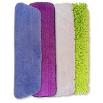 "4-Piece Mop Pad Pack (18"")"