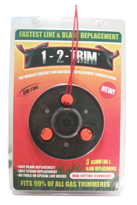 1-2-Trim - Replacement gas trimmer head