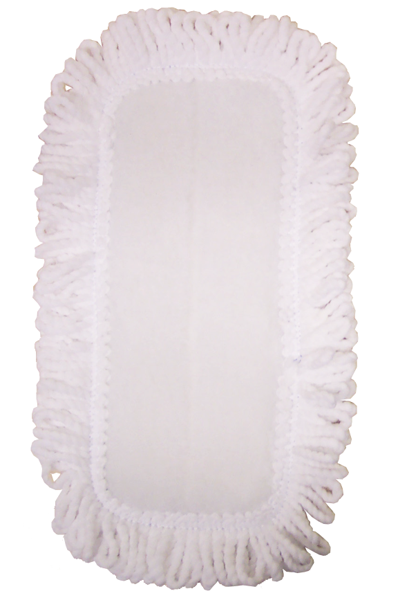 12 in. Dusting Mop Pad