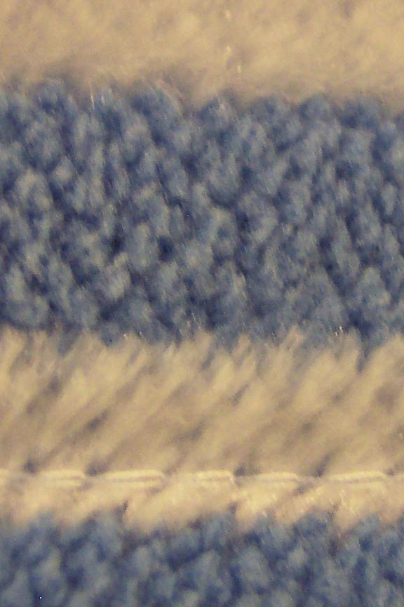 Close up view. Advanced Multi Mop Pad.