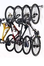 4 Bike Storage Rack