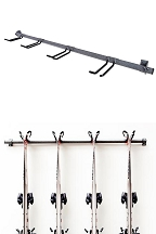 Four Pair Ski Storage Rack
