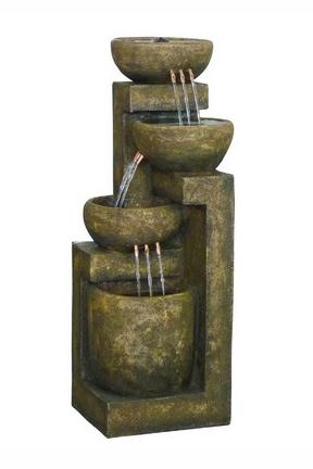 GIL812 Three Tier Fountain