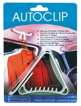 Auto Clip Clothing Carrier
