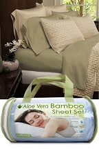 Bamboo Bed Sheets (4 Piece Set)
