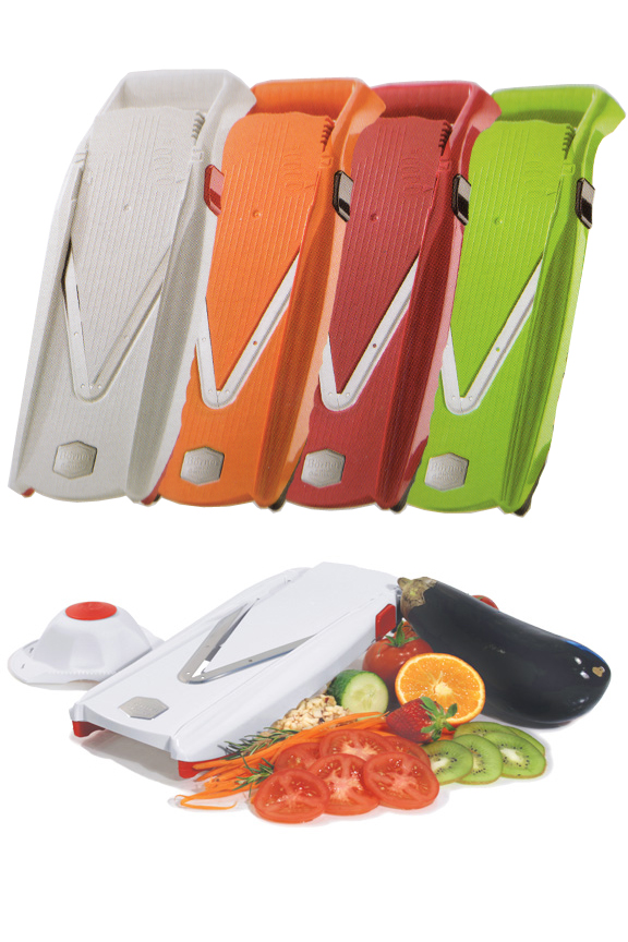 Color Choices. V-Power Mandoline.
