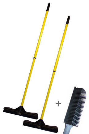 Broom and Brush Combo (13.5 in.)
