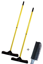 Broom and Brush Combo (12 in.)