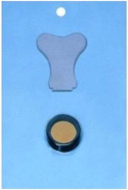 Ceramic Disc - 16mm or 20mm