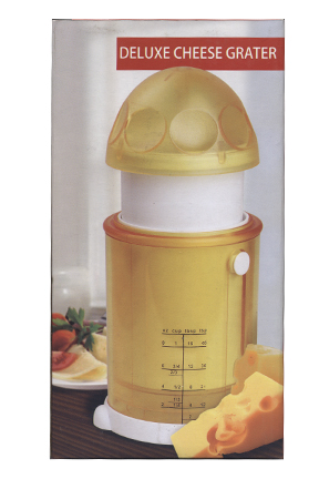 Deluxe Cheese Mill Grater