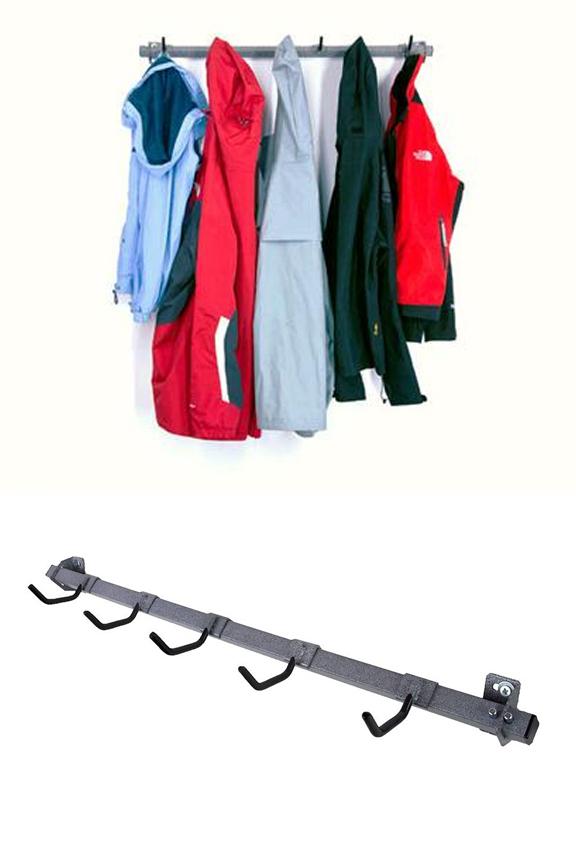 Coat Storage Rack