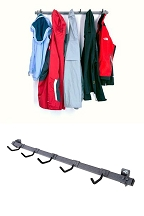 Coat Storage Rack