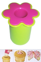 Cupcake Corer 2 Piece Set