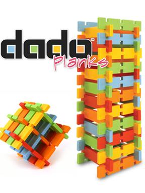 Dado Planks Building Toy