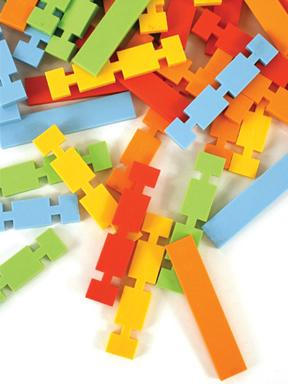 Dado Planks Pieces.