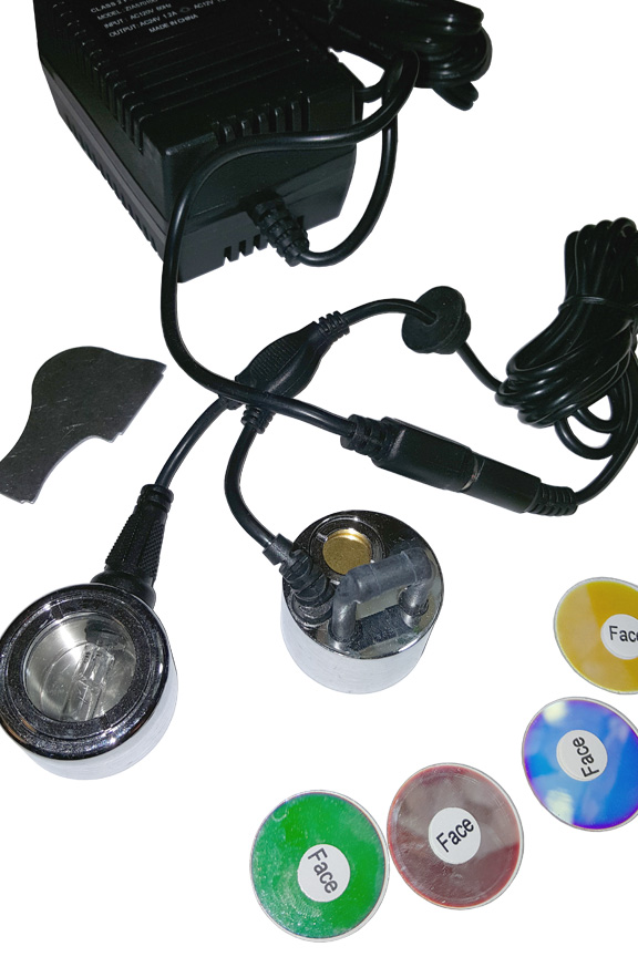 DL-24L Mister And Light Combo