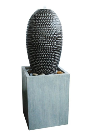 DLS110M Medium Polyresin Sphere Fountain