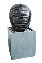 DLS110S Small Polyresin Sphere Fountain