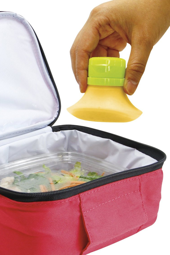 Compact size makes it easy to take with you.