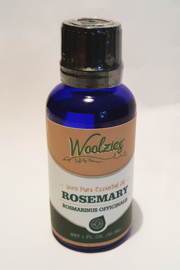 Rosemary Essential Oil (1 oz.)