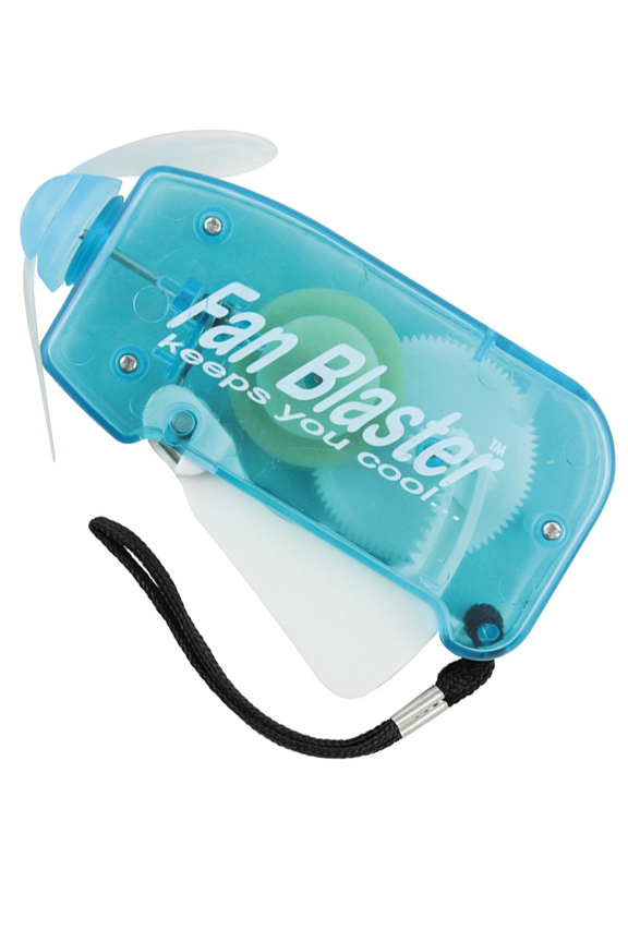 Fan Blaster - A mini fan and personal cooling device.