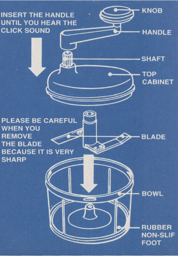 Assembly instructions.
