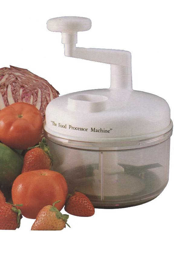 Manual Food Processor