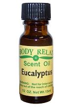 Eucalyptus Fragrance Oil (1/2 oz)
