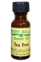 Tea Tree Fragrance Oil (1/2 oz)