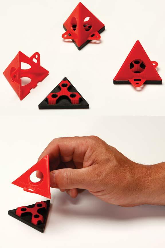 Painter Pyramid & Grabbers Combo Pack