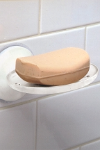 Friction Mount Soap Dish