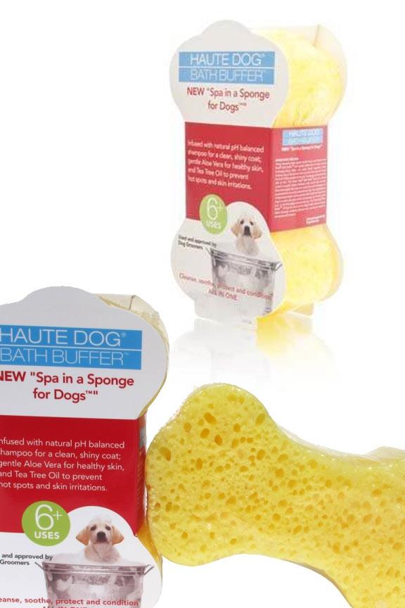Spongeables Haute Dog Bath Sponge