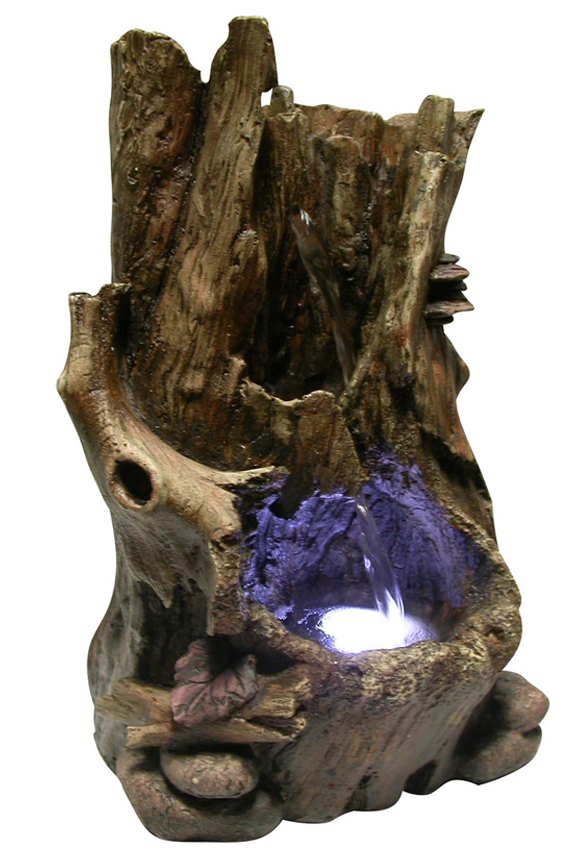 WIN326 Hollow Log Fountain