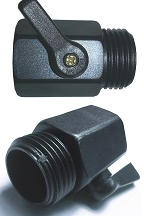 Garden Hose On/Off Valve