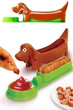 Hot Dog Slice And Serve Cutter