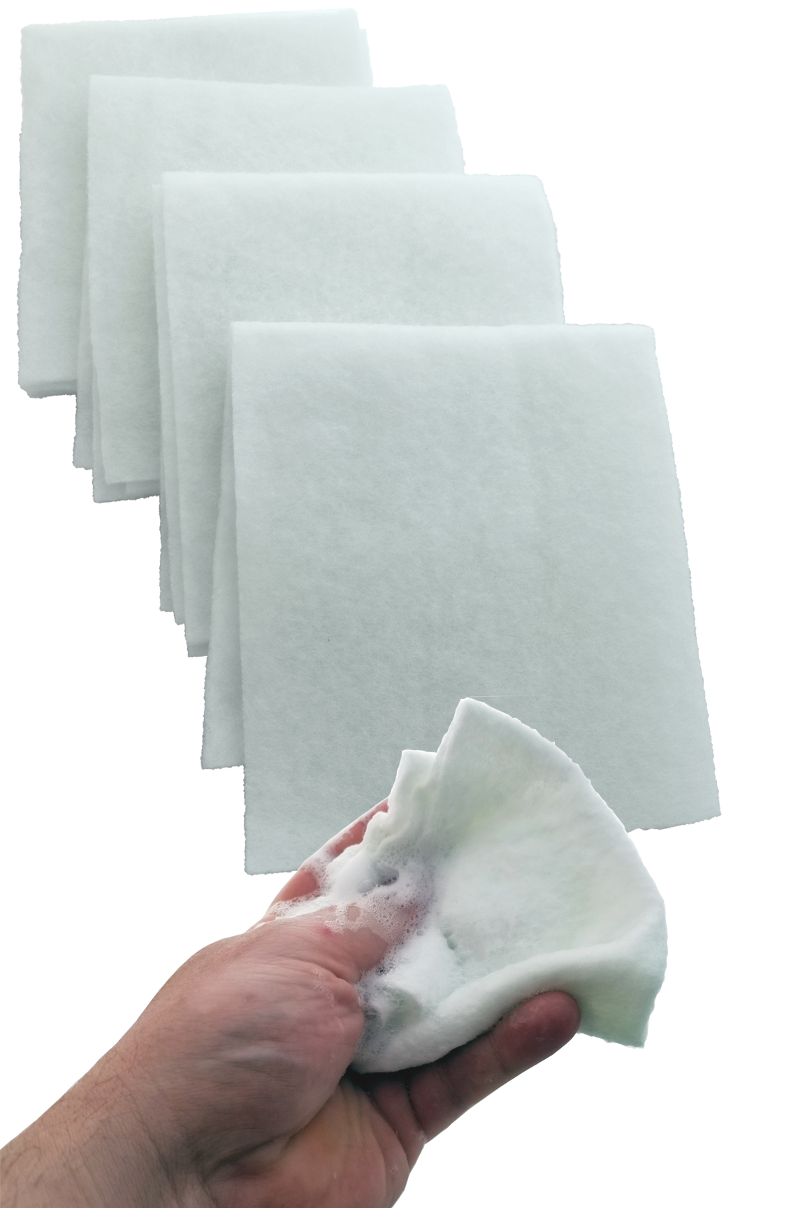 Instant Wash Cleaning Cloths 4-Pack