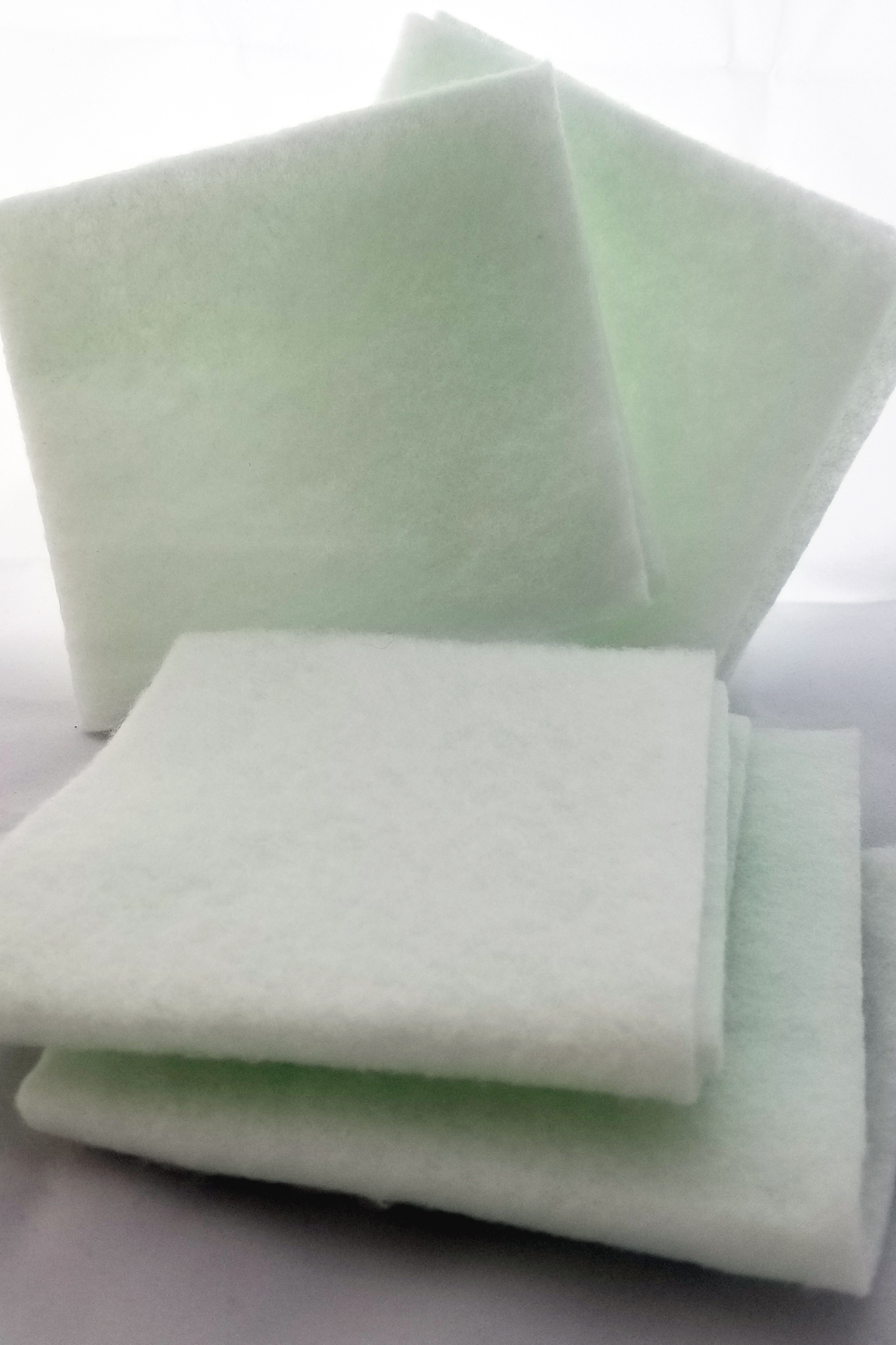 4-Pack Disposable Soap-Infused Cleaning Cloths