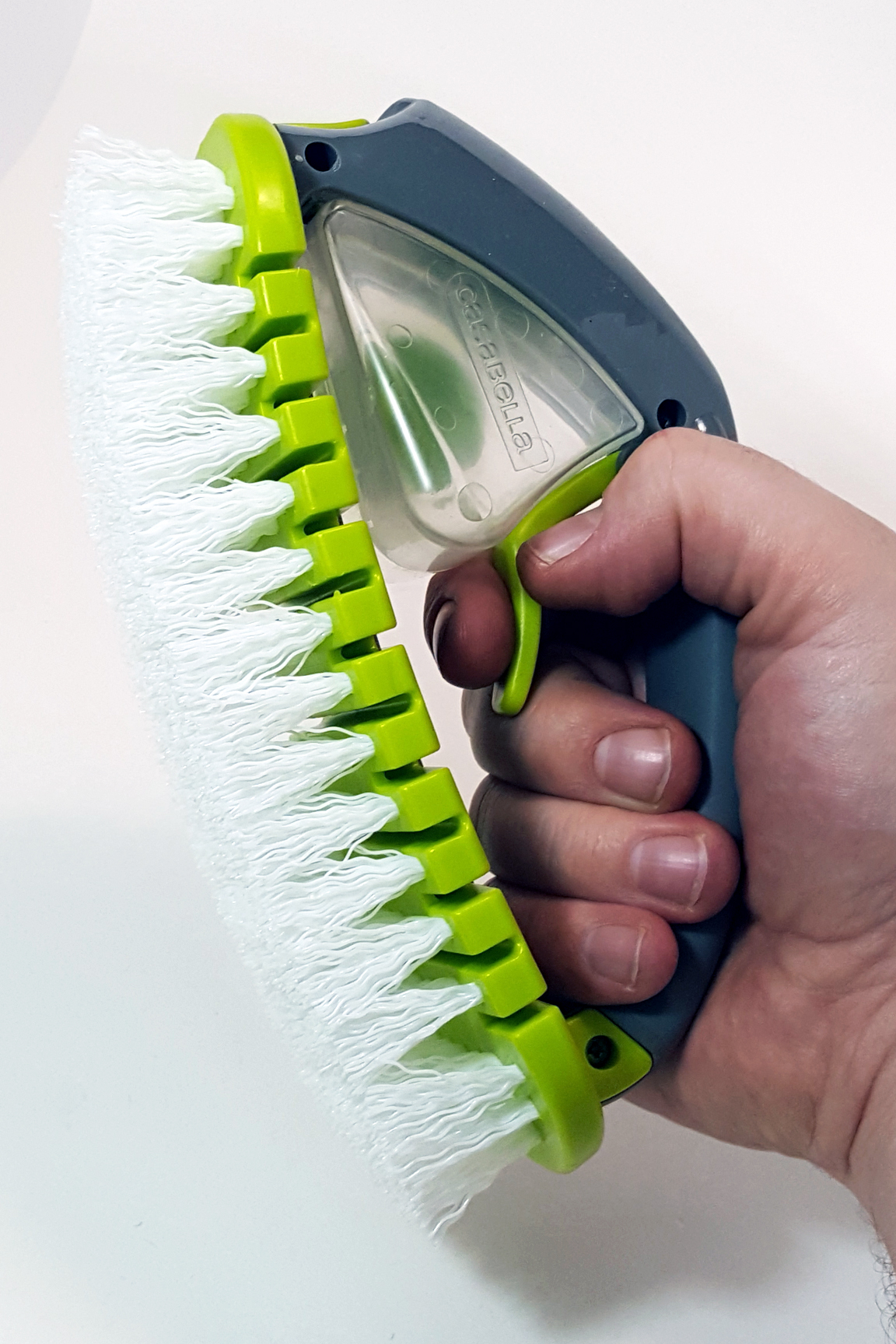 Large size allows for quick cleaning.