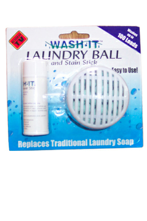 Wash It Laundry Ball