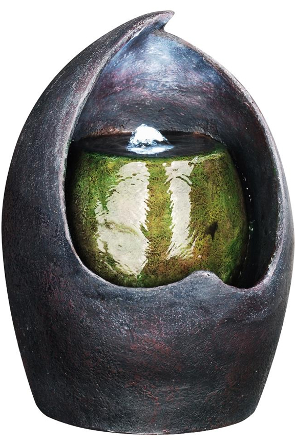 GIL794 Modern Abstraction Tabletop Fountain