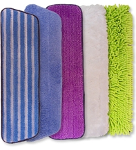 5-Piece Mop Pad Pack (18
