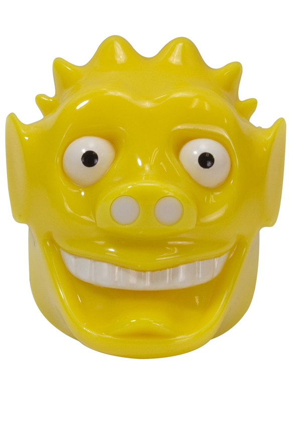 Mustard Monster - Made from food-safe plastic and compatible with most bottles.